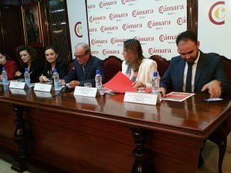 Un total de seis empresas pasaron a la fase final del Premio Pyme del Año de Huelva