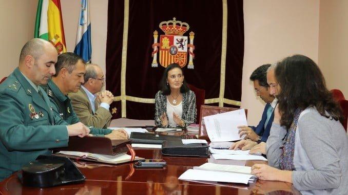 Reunión del Comité Coordinación Vialidad Invernal