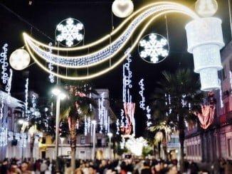 La Navidad llega este año antes a Huelva para dinamizar el comercio y el turismo