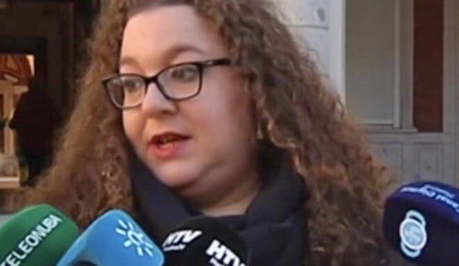 Leonor Alberto, representante de Andalucía Por Si en Huelva