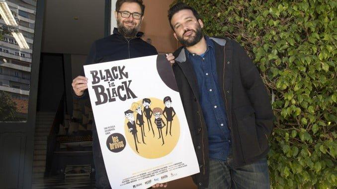 Fran Parra y Álex Riesgo presentan ''Black is Black', sobre el mítico grupo Los Bravos