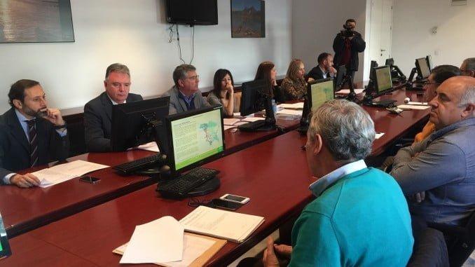Reunión de la Comisión Territorial de Ordenación del Territorio y Urbanismo de Huelva