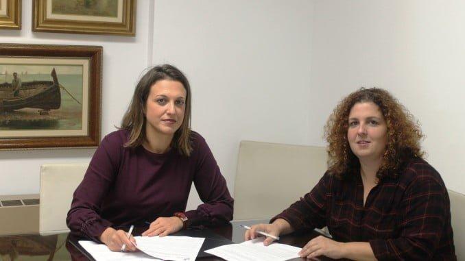 El Ayuntamiento de Huelva y Aguaviva firman un convenio destinado a jóvenes vulnerables