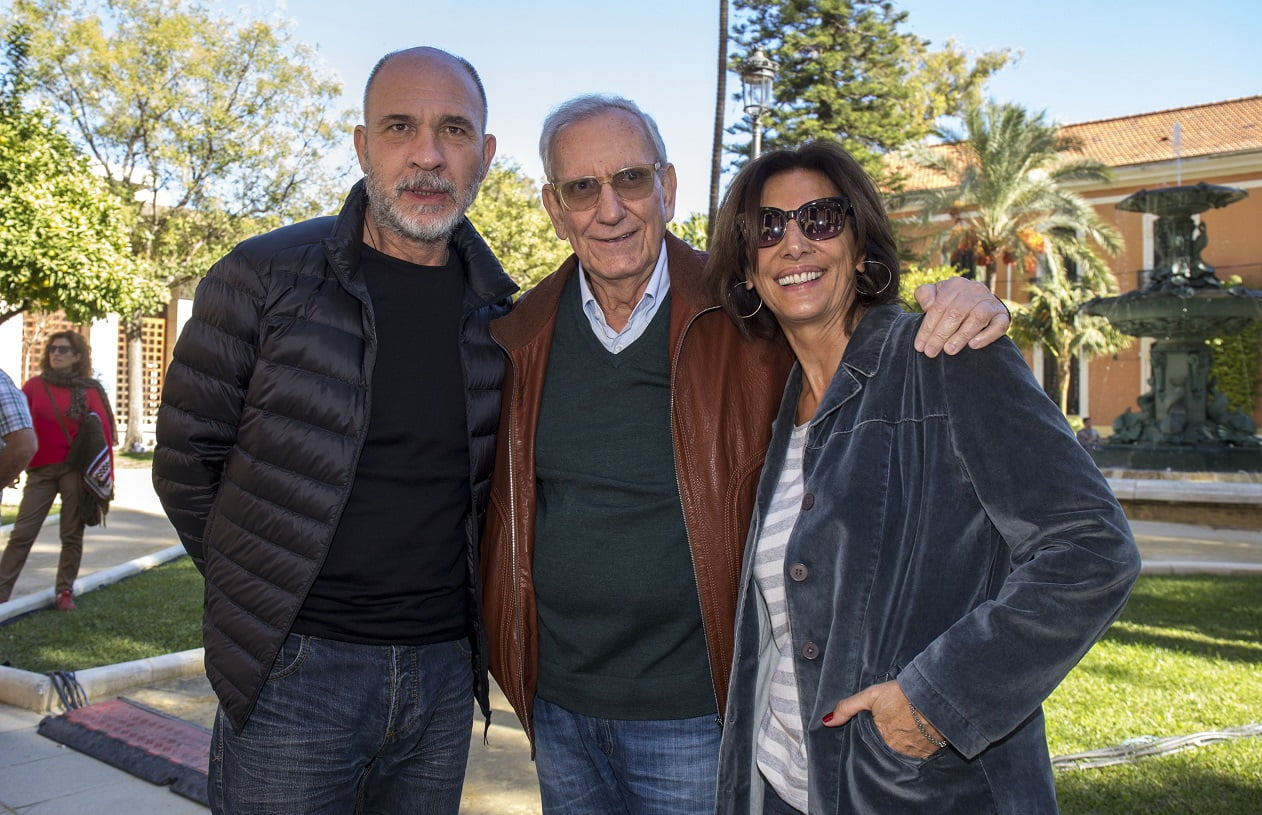Grandinetti recibirá el cariño de sus compañeros de profesión en la entrega del Premio Ciudad de Huelva