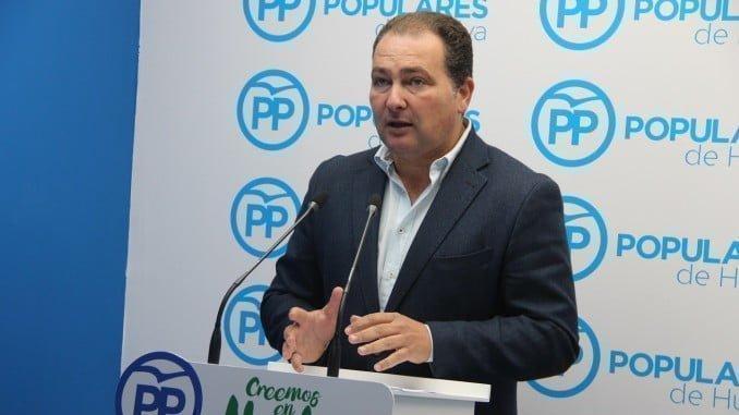Toscano cre que el Ayuntamiento de Aljaraque debería estar personado en la causa por la moción de censura