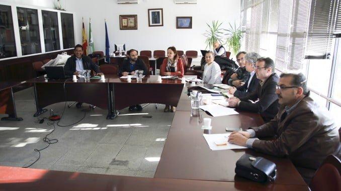 La delegación turca está integrada por técnicos, investigadores y gestores