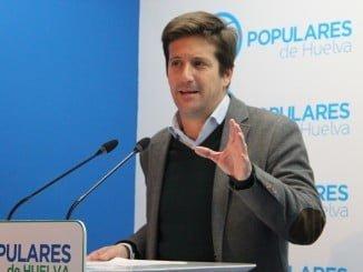 """Guillermo García Longoria califica de """"urgente"""" la ampliación del IES La Rábida"""