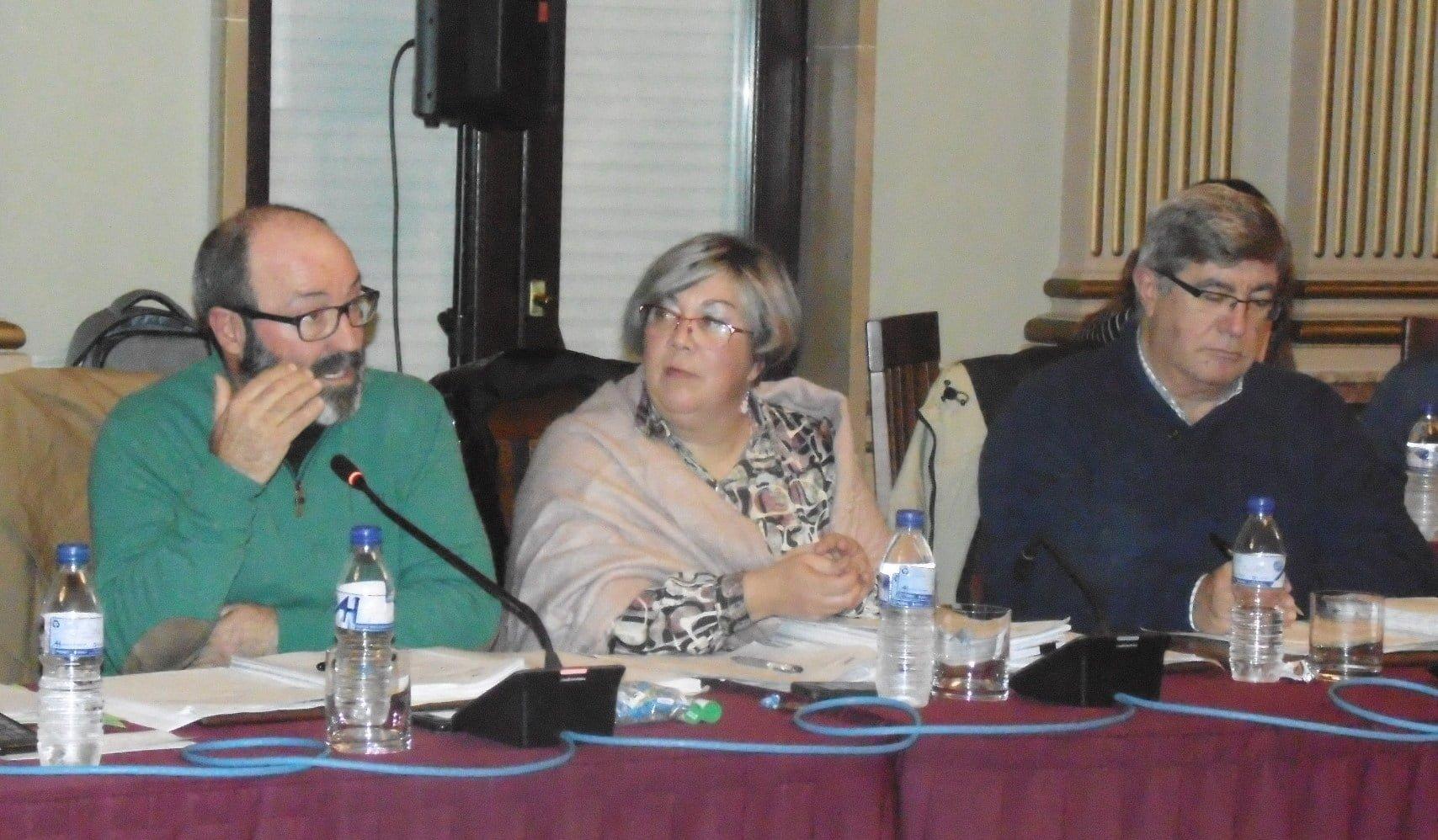 IU ha visto cómo se aprobaba por unanimidad su moción para arreglar la carretera de acceso al Infanta Elena