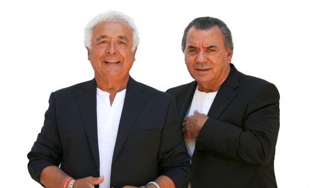 Antonio y Rafael forman el popular dúo 'Los del Río'