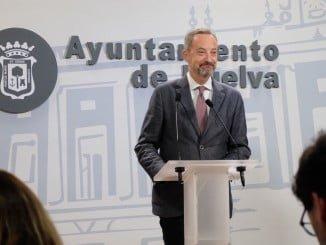 Gómez Márquez explica las mociones que el equipo de Gobierno llevará al Pleno