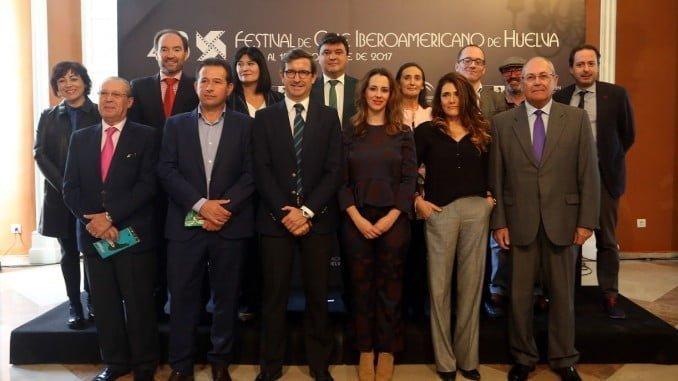 La Casa Colón ha acogido la presentación de de la 43 edición del Festival de Cine