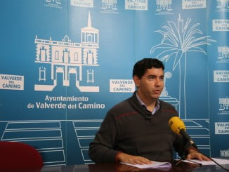 El alcalde de Valverde ha valorado en rueda de prensa los daños ocasionados por las lluvias