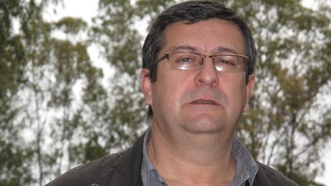 Sebastián Rivero, portavoz de IU en Aljaraque
