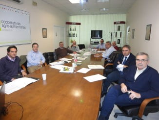 Reunión del Consejo Sectorial de Vino