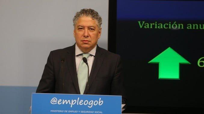 El secretario de Estado de la Seguridad Social ha explicado los datos de afiliciación de octubre