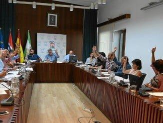 El Ayuntamiento de Cartaya ha aprobado por unanimidad cobrar una tasa a las eléctricas