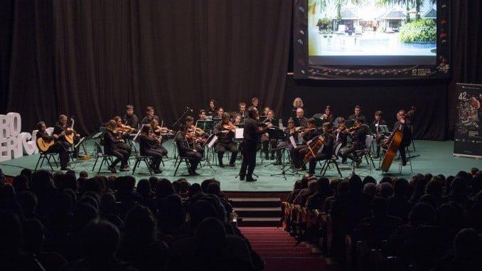 Imagen retrospectiva de uno de los conciertos benéficos de VitaMusica el pasado año