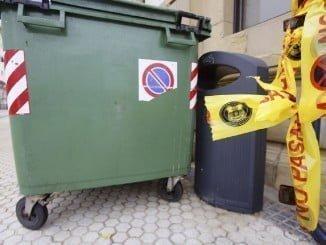 El feto ha sido hallado en un contenedor del centro de la capital onubense