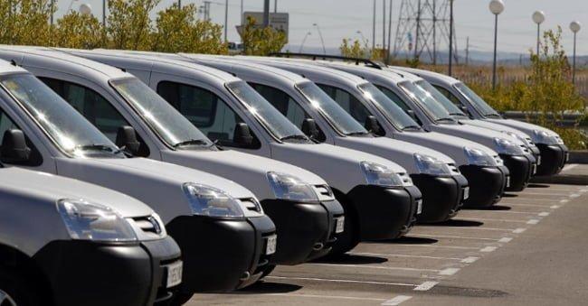 La matriculación de este tipo de vehículos ha alcanzado 164.364 unidades