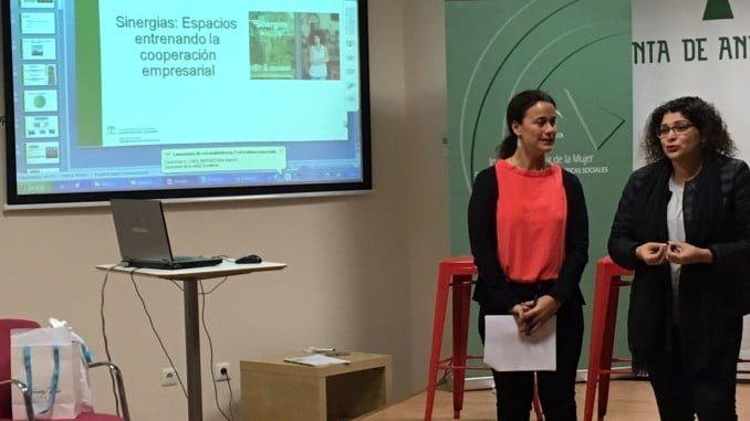 La coordinadora del IAM y la directora del CADE de Huelva han abierto las jornadas