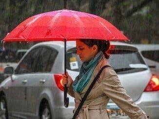 Aemet activa el aviso amarillo en Huelva por fuertes precipitaciones