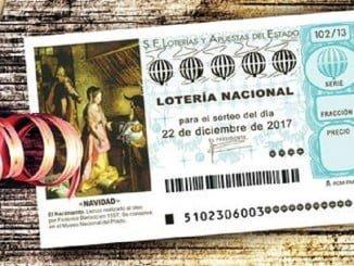 Para evitar líos, si compartes una participación de lotería, mejor todo por escrito