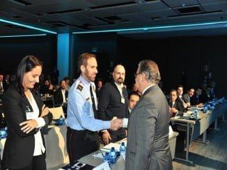 El ministro del Interior en el Congreso de Prevención de Pérdida de la AECOP