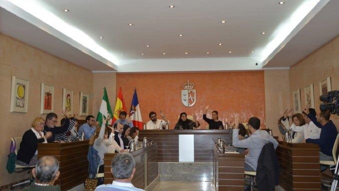 Los ediles del PP de Almonte han renunciado a sus actas en el pleno municipal