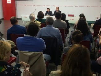 Pepe Fernández y Ezequiel Ruiz reúnen a los responsables de la organización en todos los municipios