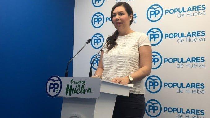 Rocío Moreno se ha pronunciado sobre la dimisión de siete concejales de Almonte