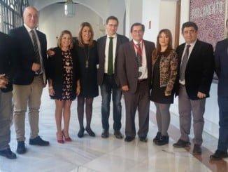 Ignacio Caraballo ha valorado las propuestas de la presidenta de la Junta en el Debate de la Comunidad
