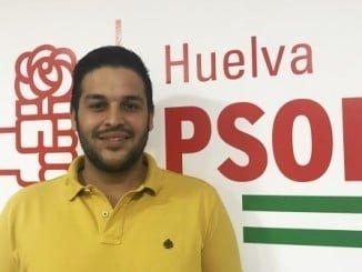 El secretario Diversidad y Políticas LGTBI del PSOE Ángel Elías