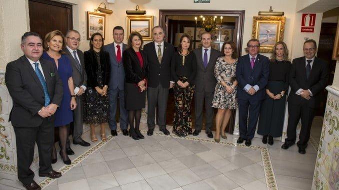 El Colegio Farmacéutico de Huelva celebra la fiesta patronal dando la bienvenida a los nuevos colegiados.