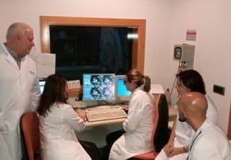 HT Cedico Huelva realiza la resonancia magnética cardíaca.