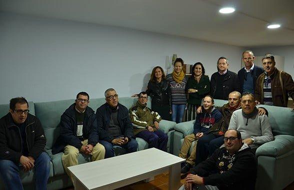 Con la ayuda de Fundación Cepsa, Aspapronias a tiene su Club de Ocio y Descanso.
