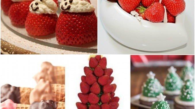 Recetas con fresas para realizar con niños