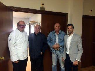 Visita del nuevo concejal de Formación isleño a las instalaciones del CEFO