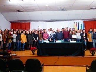 Clausura de tres cursos del XX Plan Agrupado de Formación Continua