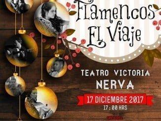 Cartel anunciador del espectáculo navideño de Villancicos