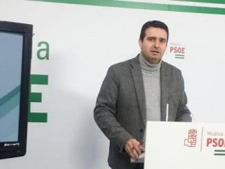 """Amaro Huelva denuncia las """"pésimas"""" infraestructuras férreas de la provincia"""