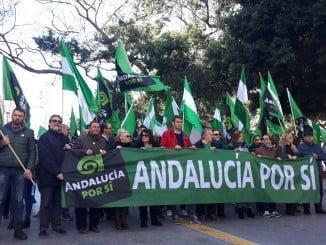 AxSi participó en la concentración del 4D en Málaga