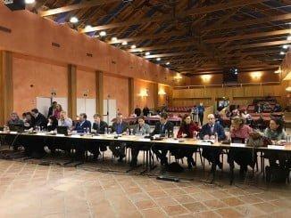 Pleno del Consejo de Participación del Espacio Natural de Doñana