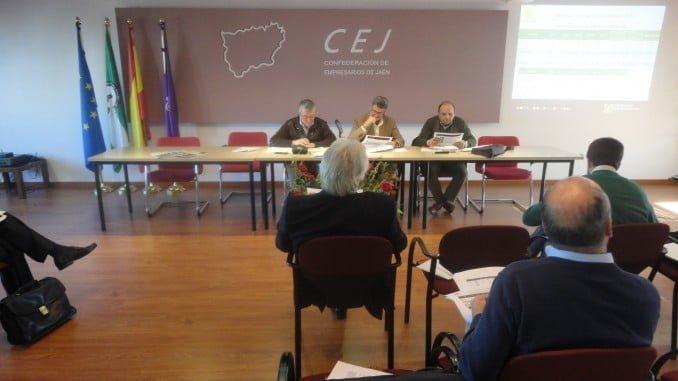 Reunión del Consejo Sectorial del aceite de oliva