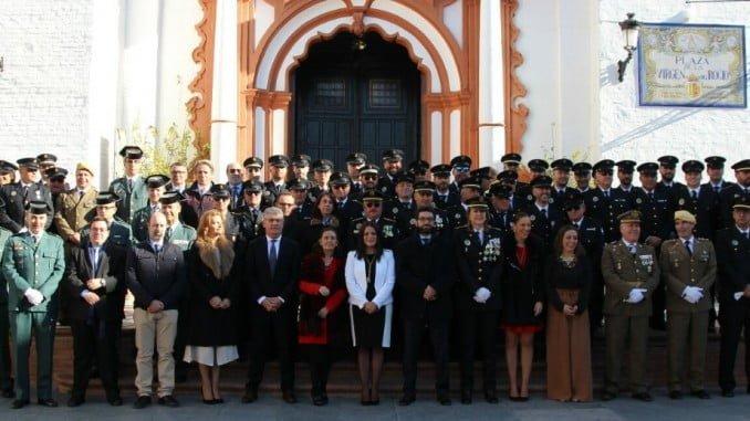 La Policía Local de Almonte celebra el día de su Patrona