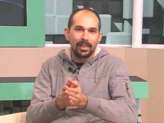 Daniel Martínez, portavoz IU en el Ayuntamiento de Almonte