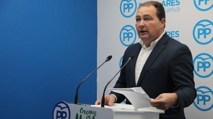 """Toscano exige a Díaz Díaz que """"tome medidas"""" ante las """"continuas sospechas"""" que rodean al PSOE"""