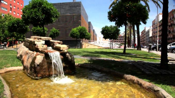 Edificio de Aguas de Huelva