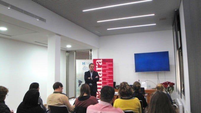 En el marco del programa España-Emprende se ha organizado en Huelva una jornada para emprendedoras