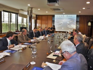Último Consejo de Administración de la APH. de este año