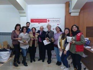 Cruz Roja reconoce la labor de todos los que hacen posible que los programas solidarios de la organización se lleven a cabo